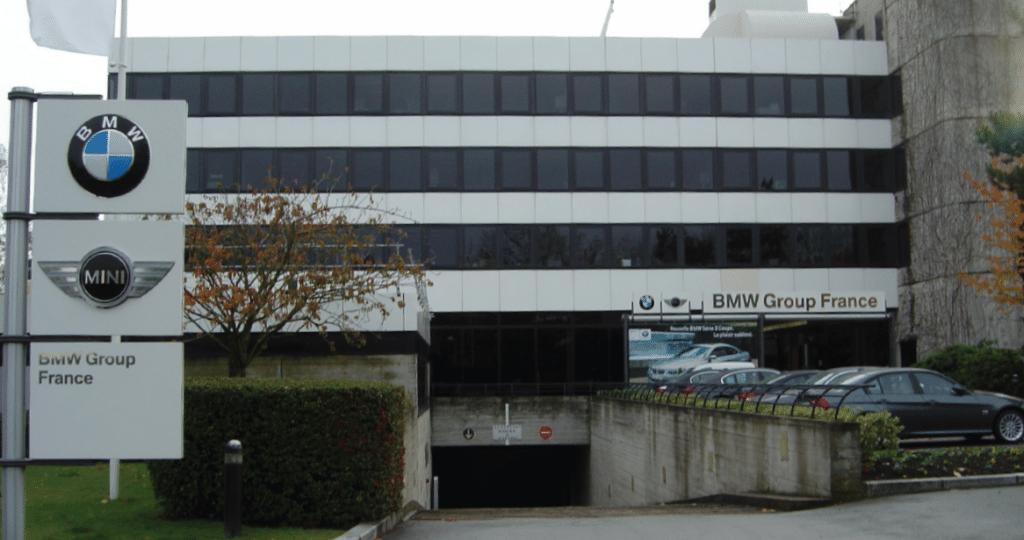 Siège BMW DE VELISY (onduleurs)