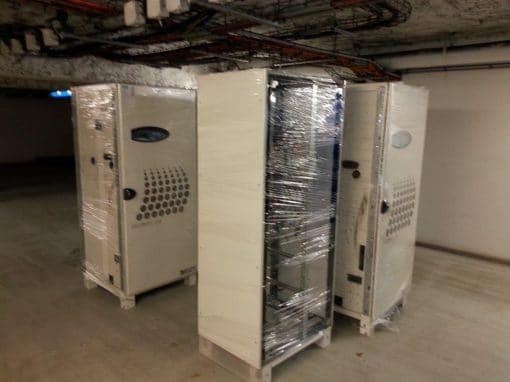 Groupe KRAFT FOODS (installation électrique)