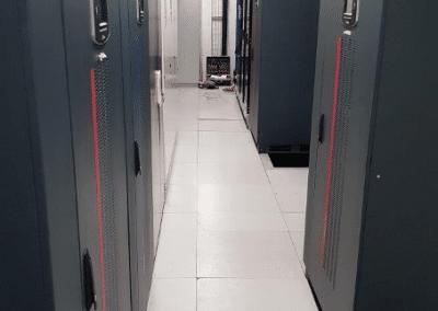 remplacement d'onduleurs socomec par 3 onduleurs Riello Master MP 160 kVA