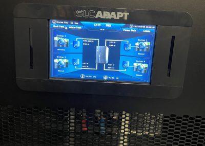 Remplacement onduleur APC par un onduleur SLC ADAPT 3x15 kVA